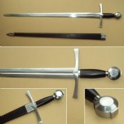 Medieval Knights Broadsword